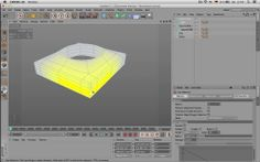Cinema 4D - Subdivision Modelling Basics - Tutorial on Vimeo