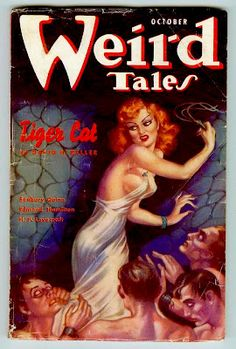 Pop Culture Safari!: More pulp cover parade