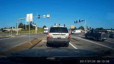 If you think that traffic lights are just another way The Man keeps you in check, like chemtrails but with colored light, then I suggest you watch this terrifying dashcam video of what happens when you run a red light. This wreck involving a red-light-ignoring Lowe's truck happened in Cape Girardeau, Missouri, and you can see why the video is going viral.