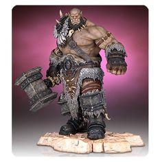 Warcraft  Orgrim Statue  Movie Coming in  * Nov- 2016*  Pre-Order Now  !!!