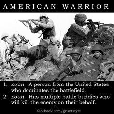 America Warrio
