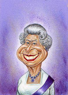 http://www.caricaturists-uk.co.uk/Images/Queen.jpg