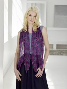 Crochet together lengths of Imagine yarn to create this incredibly fast scarf! A great last-minute gift project!