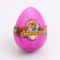 New Water Hatching Dinosaur Egg Expansion Toy Eggs Puzzle Toys For Children Deformation