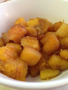 Paleo Dessert Butternut Squash