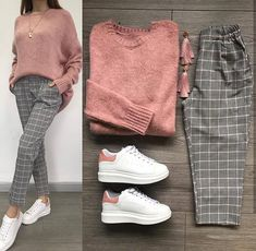 Combine and combine combi outfits - Just Trendy Girls: - Clothes - . - Combine and combine combi outfits – Just Trendy Girls: – clothes – # … - Winter Fashion Outfits, Teen Fashion, Korean Fashion, Fall Outfits, Fashion Women, 2000s Fashion, Fashion Ideas, Summer Outfits, Sweater Fashion