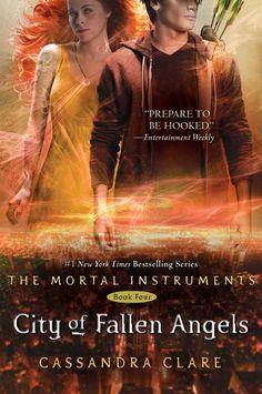 City of Fallen Angels (Mortal Instruments, Book 4) by Cassandra Clare. City of Fallen Angels.