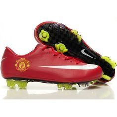 da650fd34ab Fashion Nike Mercurial Vapor Superfly III FG National Team Manchester  united Red Soccer Boots For Sale