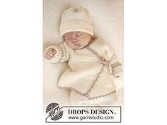 Strikkeopskrifter til Baby - Vælg mellem strikkekits til baby her - Klik nu Crochet Hats, Design, Fashion, Threading, Knitting Hats, Moda, Fashion Styles, Fashion Illustrations
