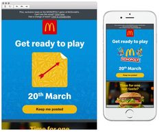 Check out our top rated emails for March! Boots Nails, Email Design Inspiration, Post Time, Animation, Ready To Play, Yes Or No Questions, Hobbies And Crafts, Mcdonalds, Top Rated