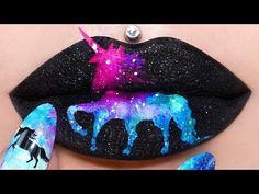 Best 20 Lipstick Tutorials and New Amazing Lip Art Ideas 2018 for Girls - YouTube