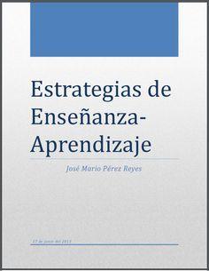 Estrategias de Enseñanza-Aprendizaje – RedDOLAC - Red de Docentes de América Latina y del Caribe -