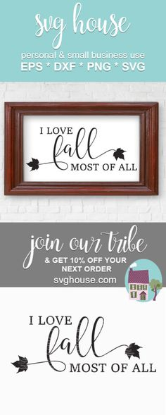 I love fall most of all svg cut file Awesome Woodworking Ideas, Woodworking Shop Layout, Green Woodworking, Japanese Woodworking, Unique Woodworking, Woodworking Projects That Sell, Router Woodworking, Popular Woodworking, Fall Signs