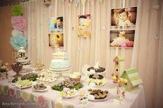 15 ideias de retrospectiva de fotos em festa de aniversário - Maternidade Colorida