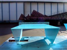 PingOut: Outdoor Table Tennis Project In Denmark