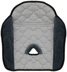 Hauck Dry Me - Colchoneta protectora para silla de auto grupo 0+, color gris