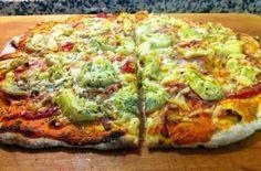 Pizza vegetariana