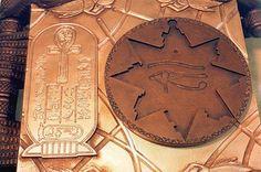 The Mummy Book Of Amun Ra Movie Prop Replica by StelterCreative
