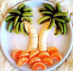 30 Tasty Fruit Platters for Just about Any Celebration . - - 30 Tasty Fruit Platters for Just about Any Celebration … Justin's food art 30 leckere Obstteller für fast jede Feier … Food Crafts, Diy Food, Food Ideas, Art Ideas, Snacks Ideas, Diy Crafts, Lunch Ideas, Food Design, Design Design