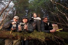 From HeelSports.com -  Finding Bigfoot: A Sport?  Why is Finding Bigfoot addicting?