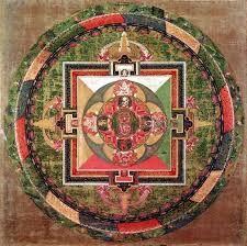 Resultat d'imatges de mandalas tibetanos