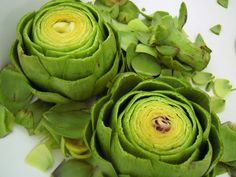 Hmmm getting a craving for some Castroville CA. artichokes- the best!..