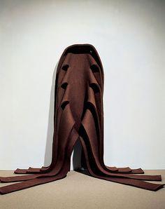 Textile Sculpture, Soft Sculpture, Sculptures, John Baldessari, Robert Morris, Giuseppe Penone, Modern Art, Contemporary Art, Textiles