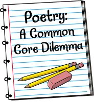 Great lesson idea on poetry writing.  If you have a teacherspayteachers.com account (which is FREE), you can have access to the materials for this great lesson!
