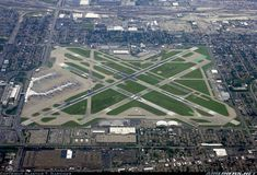 Chicago MDW Midway Airport