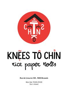 At Knees to Chin you will enjoy ultra fresh and tasty rice paper rolls. Lactose free and very low in gluten, our recipes vary in function of seasonal products and offer a fusion of flavors from Asia and tastes of home. Vietnamese Rice Paper Rolls, Rice Rolls, Taste Of Home, Spring Rolls, Brussels, Belgium, Restaurants, Fresh Products, Fresh Rolls