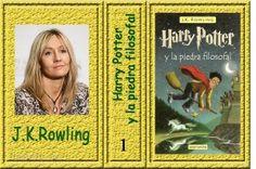 Imprimible Harry Potter - 01 -  y La Piedra Filosofal