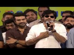 Watch Pawan Kalyan Full Speech At Rangasthalam Success Meet LIVE, The Mega Power Star Ram Charan and Samantha Akkineni starrer village based drama Rangasthalam Full Movie which was released on 30th March, has been declared blockbuster at the box office.