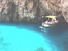 Europe Part One/Italy – k&Co. Capri blue grotto green grotto