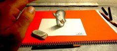 Galería | Criaturas de un bloc de dibujo