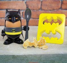 Podstawka pod jajka Batman'a
