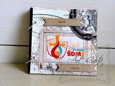 Art-Carta : Album - notatnik na ŚDM (1)