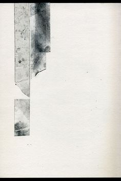 Abi McLean. 'Tape' (Drawing Study), Graphite, Eraser and Masking Tape, with Packaging Tape on Paper, 148 X 210 MM, 2014