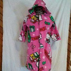 Kids handmade robe
