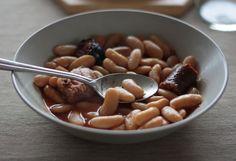 Fabada Asturiana: Receta