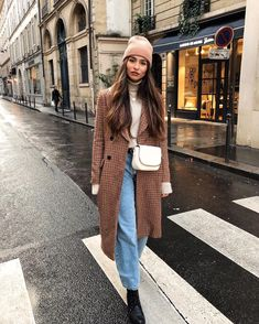 Ides inspiration tenues automne hiver lifestyle fashion mode trendy bebadass christmas inspiration vintagemaedchen_by_victoria Winter Outfits For Teen Girls, Casual Winter Outfits, Winter Fashion Outfits, Autumn Winter Fashion, Fall Outfits, Casual Summer, Winter Wear, New York Winter Fashion, Autumn Look