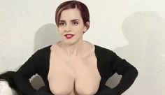 Atriz de Harry Potter, Emma Watson tira a máscara em vídeo