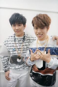 #Hoya & #Dongwoo