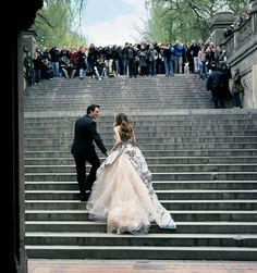 SJP and Chris Noth - Vogue Weddings: 120 Years of Posh Nuptials - The Cut