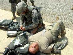 combat medic 68w training