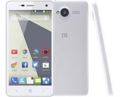 ZTE Blade L3 Dual-SIM Smartphone 12.7 cm (5 Zoll) 1.3 GHz Quad Core 8 GB 8 Mio. Pixel Android™ 5.0