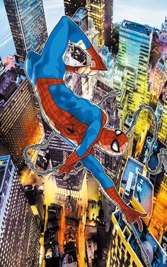 Spider-Man by Carlos Cabaleiro