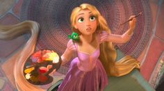 Life Lessons From Tangled - Rapunzel.  Now we just need one for Frozen.