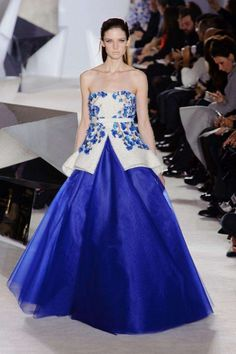 Giambattista Valli Haute Couture Spring-Summer 2014 Fashion Week in Paris-03