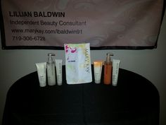 Satin hands peach and original sets..a must have!  Keep those hands and elbows smooth.