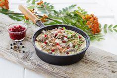 Finnbiff er en tradisjonell norsk rett. Denne smakfulle viltgryta varmer både kropp og sjel.